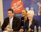 Press conference FDI 2016