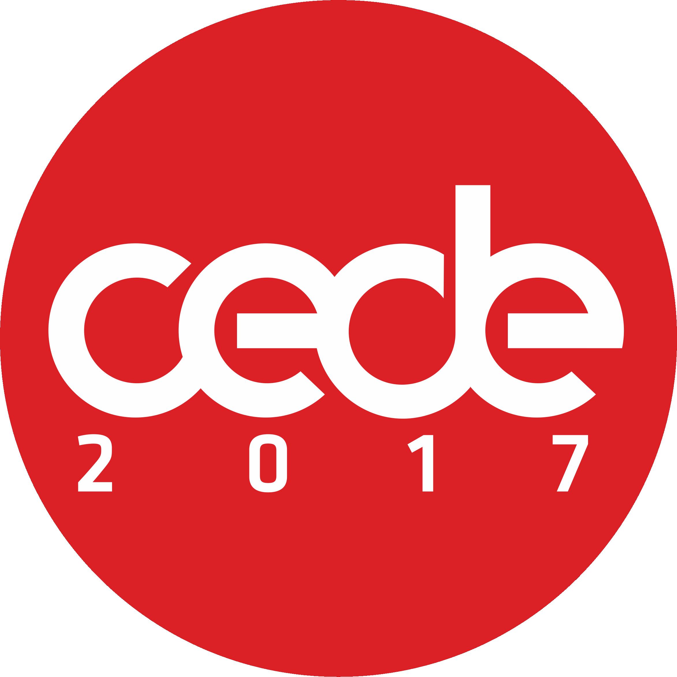 Download CEDE 2017 logo - CEDE 2017