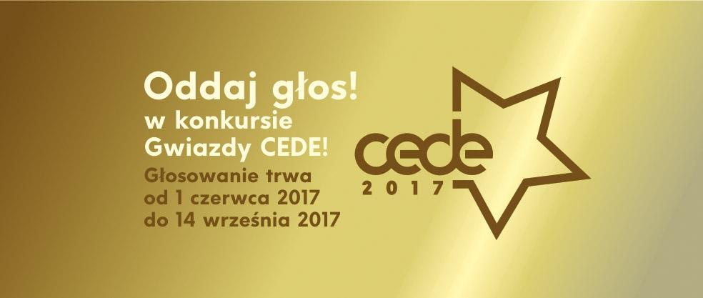 Gwiazdy CEDE 2017