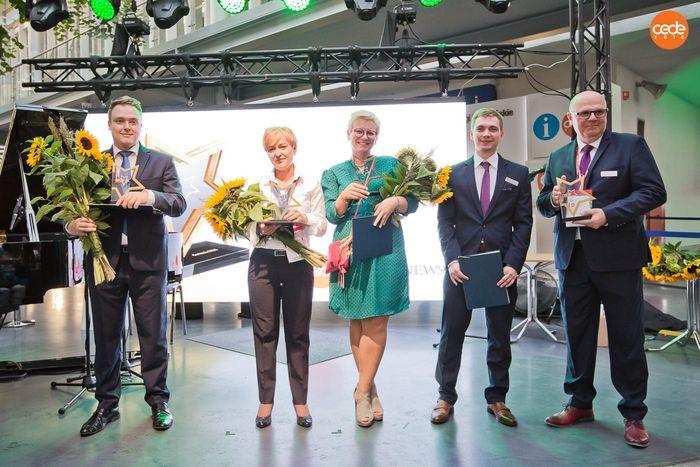 Gwiazdy CEDE 2018 zwycięzcy