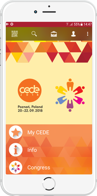 CEDE 2018 app