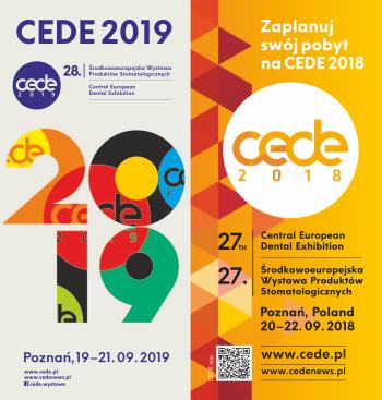 Zaplanuj swój pobyt na CEDE 2018
