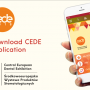 Download mobile app CEDE
