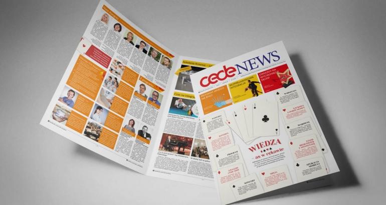 Nowy numer CEDEnews