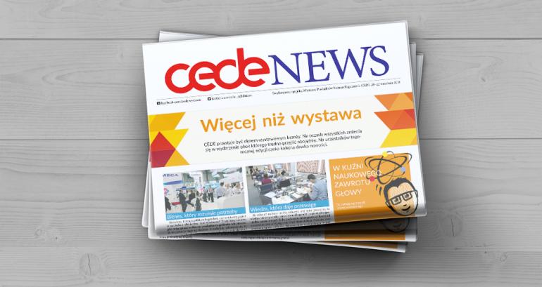 Nowy numer magazynu CEDEnews