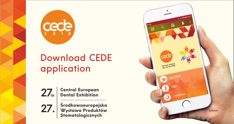Download mobile app CEDE