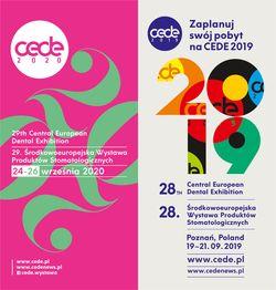 Zaplanuj swój pobyt na CEDE 2019