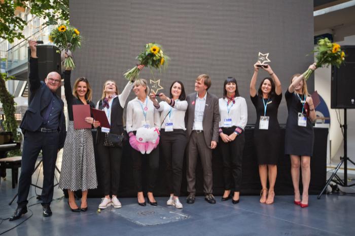 Gwiazdy CEDE 2019 zwycięzcy