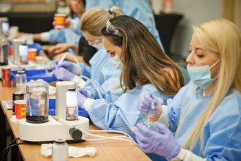 Zjazd Higienistek i Asystentek - warsztaty