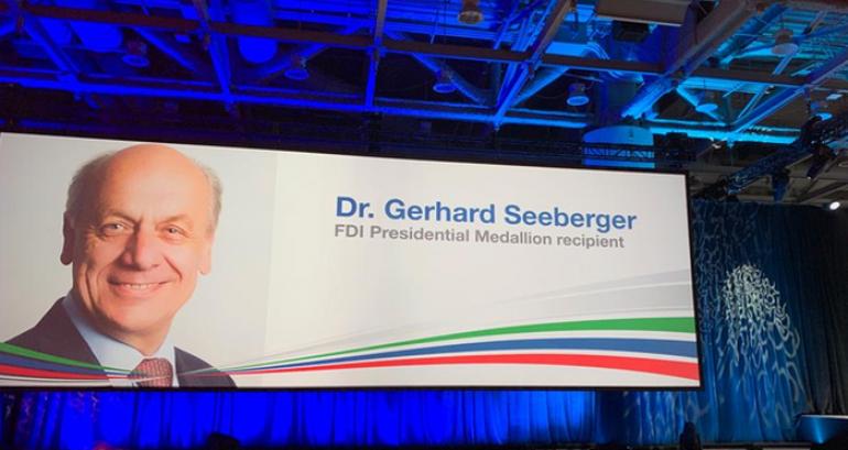 Dr Gerhard Seeberger prezydentem FDI. Wkrótce przyleci do Polski