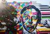Sztuka uliczna - mural