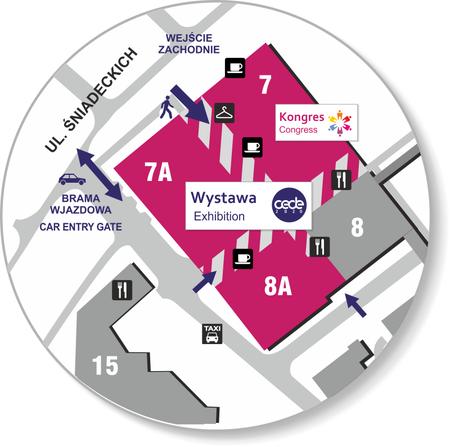 Mapa CEDE 2020