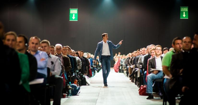 Mariusz Szuba inspiracją dla wykładowców CEDE 2020