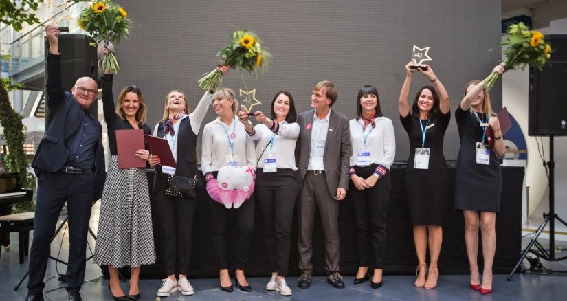 Gwiazdy CEDE 2019 - Zwycięzcy