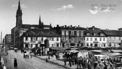 Historia Łodzi